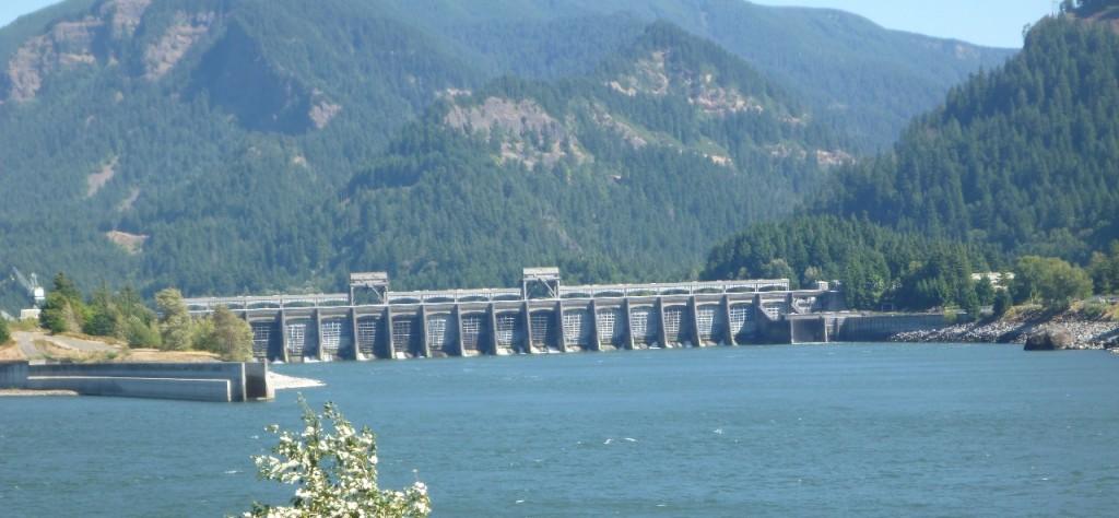 20130125 - Bonneville - Columbia River