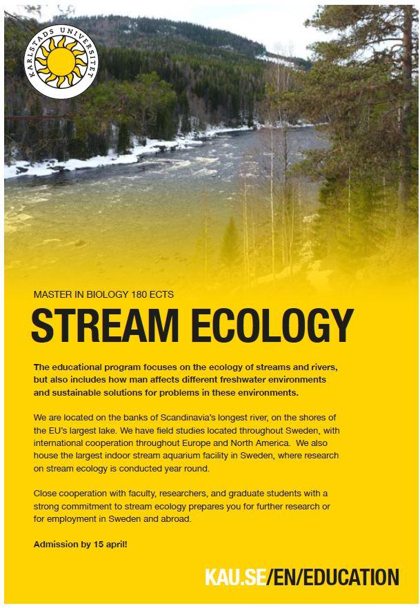 streamecology
